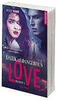 Dark and dangerous love de Molly Night - Broché