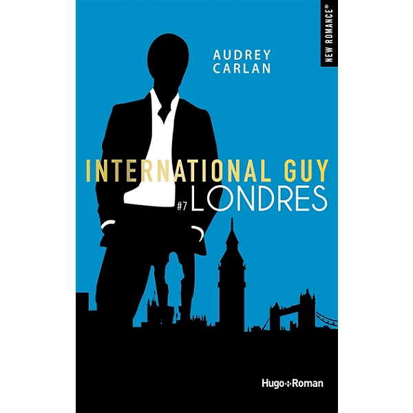 International Guy Volume 7 Londres Audrey Carlan