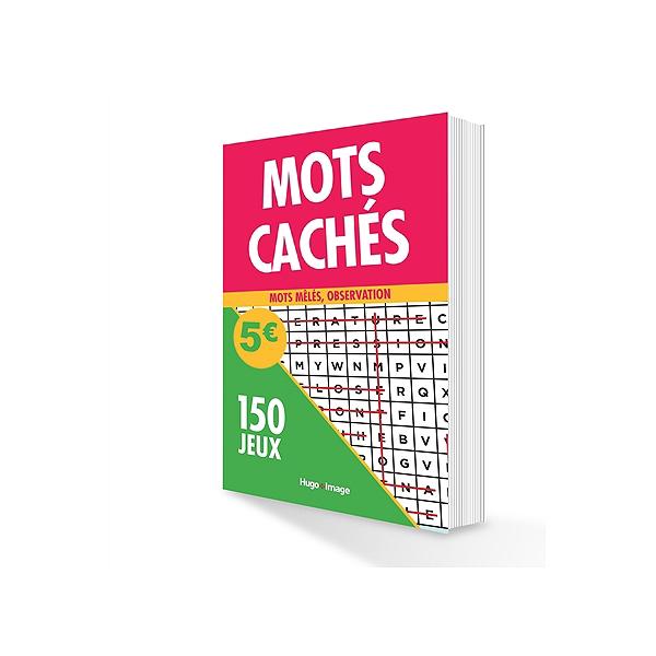 Mots Cachés Mots Mêlés Observation 150 Jeux Mathilde Boucher