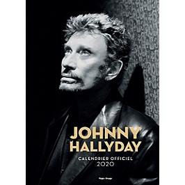 Johnny Hallyday : calendrier officiel 2020