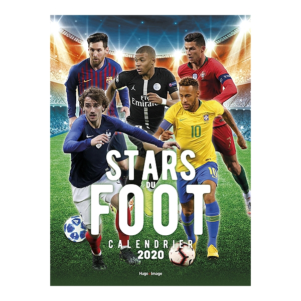 Calendrier 2020 Playmobil.Stars Du Foot Calendrier 2020