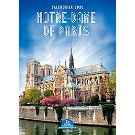 Notre-Dame de Paris : calendrier 2020