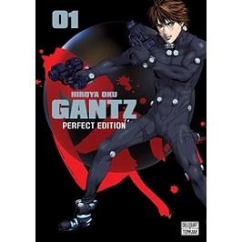 Gantz : perfect edition
