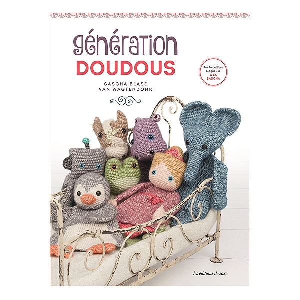 Génération Doudous Au Crochet