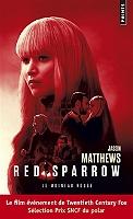 Red sparrow | Le moineau rouge de Jason Matthews - Broché