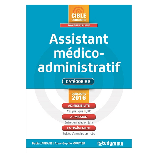 Assistant Medico Administratif Branches Secretariat Medical Et