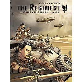 beaucoup de styles mode designer vente professionnelle The regiment : l'histoire vraie du SAS - Volume 2 - Vincent ...