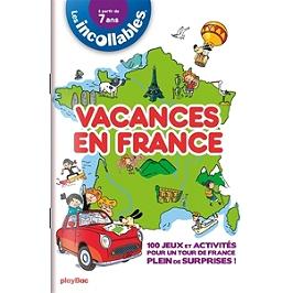 Vacances en France : 100 jeux et activités pour un tour de France plein de surprises !