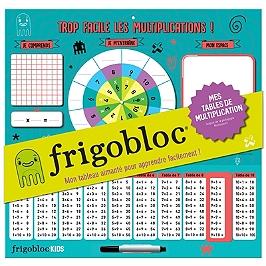 Frigobloc kids : trop facile les multiplications !