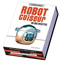 Robot cuiseur : en 365 recettes