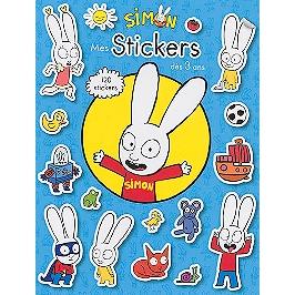 Simon : mes stickers