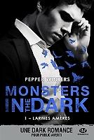 Monsters in the dark de Pepper Winters - Broché