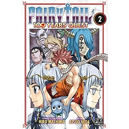 Fairy Tail : 100 years quest