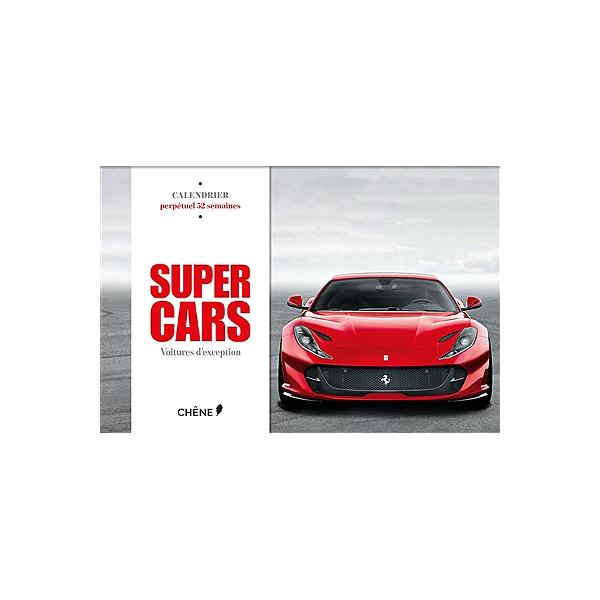 Super Semaines D'exceptionCalendrier CarsVoitures Perpétuel 52 nPOkN80wX