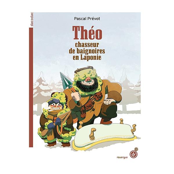 Théo Chasseur De Baignoires En Laponie