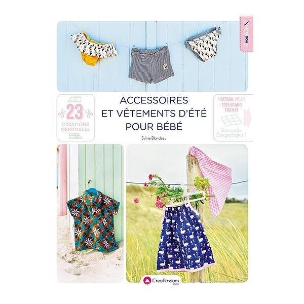 bas prix 9f0cc 46536 Accessoires et vêtements d'été pour bébé : 23 créations originales
