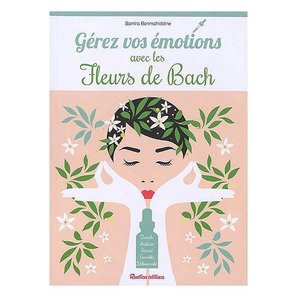 livre fleurs de bach