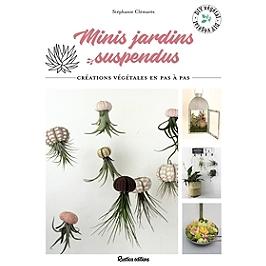 Mini jardins suspendus : créations végétales en pas à pas
