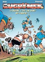 Les rugbymen de Béka - Cartonné