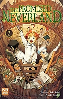 The promised neverland de Kaiu Shirai - Broché sous jaquette