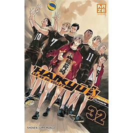 Haikyu !! : les as du volley