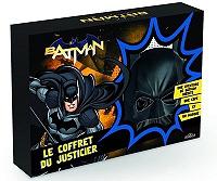 Batman : le coffret du justicier de John Sazaklis - Coffret