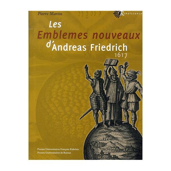 Les Emblemes Nouveaux D Andreas Friedrich 1617 1617 Andreas Friedrich 9782869062993 Espace Culturel E Leclerc