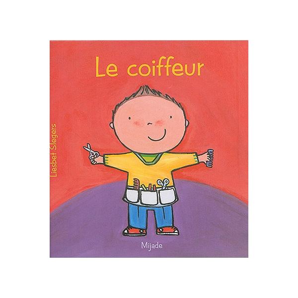Le Coiffeur Liesbet Slegers 9782871429746 Espace Culturel E
