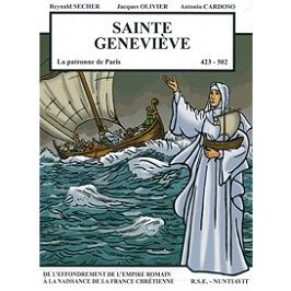 Sainte Geneviève : la patronne de Paris
