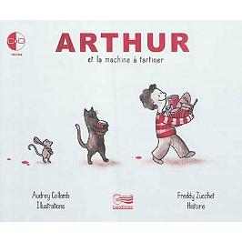 Arthur et la machine à tartiner