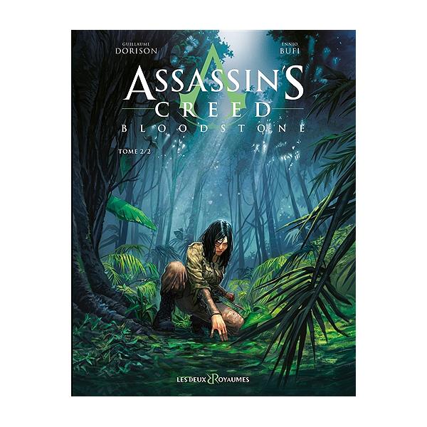 Assassin S Creed Bloodstone Volume 2 Guillaume Dorison