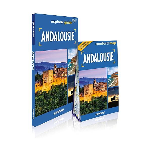 Andalousie Guide Carte