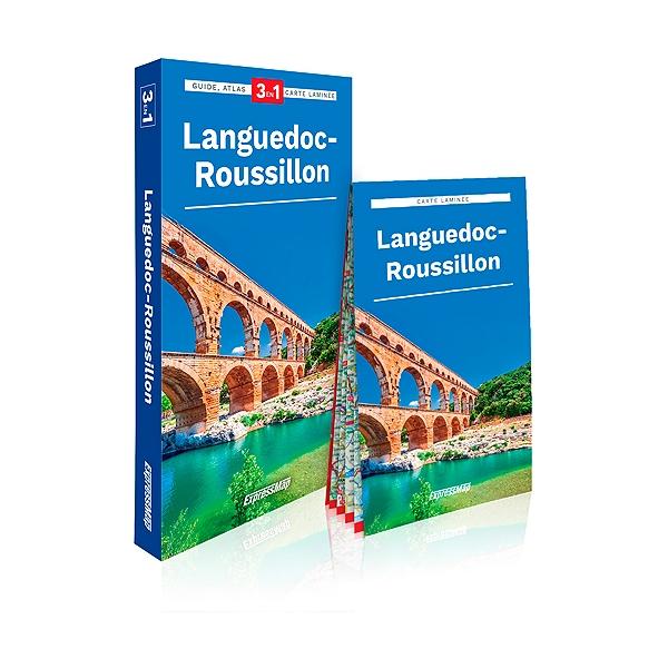 Languedoc Roussillon 3 En 1 Guide Et Carte Laminee Elzbieta Wszeborowska 9788381903707 Espace Culturel E Leclerc