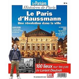 Parisien (Le), hors série : histoires de Paris, n° 4