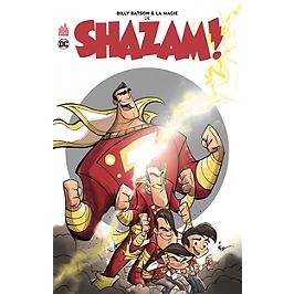 Billy Batson et la magie de Shazam !
