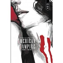 American vampire : intégrale