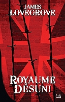 Royaume-désuni de James Lovegrove - Broché