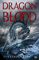 Dragon blood de Anthony Ryan - Broché