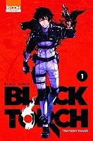 Black torch de Tsuyoshi Takaki - Broché sous jaquette