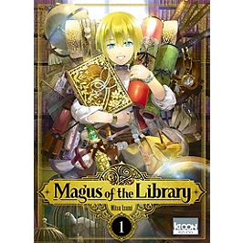Magus of the library