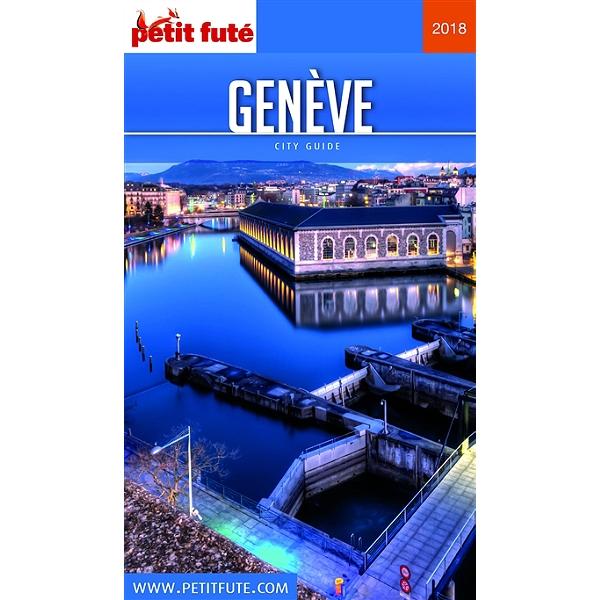 Genève 2018 Dominique Auzias 9791033181279 Espace Culturel E