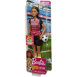 BARBIE METIER 60 ANS - ATHLETE - GFX26