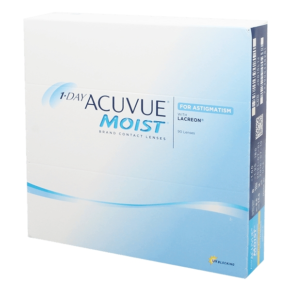 ?? 1 Day Acuvue Moist 90 for Astigmatism