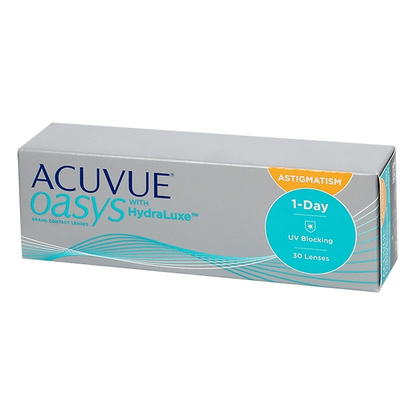 ?? Acuvue Oasys 1 Day for Astigmatism 30