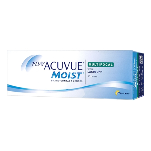 1 Day Acuvue Moist 30 Multifocal. , Johnson Johnson. Boite de 30 lentilles 884c0828595b