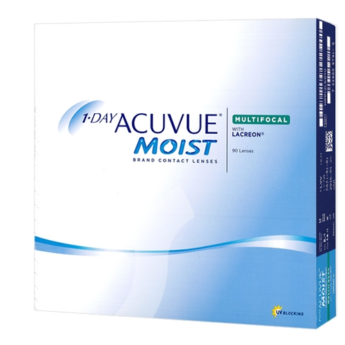?? 1 Day Acuvue Moist 90 Multifocal