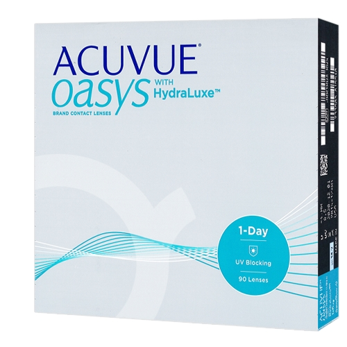 ?? Acuvue Oasys 1 Day  90