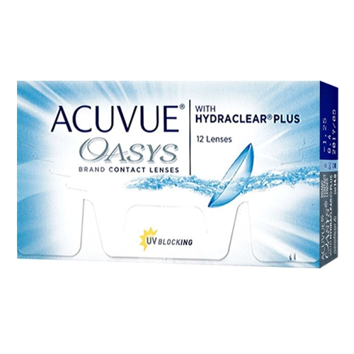 ?? Acuvue Oasys 12