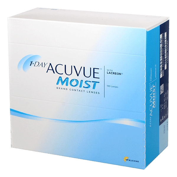 ?? 1 Day Acuvue Moist 180