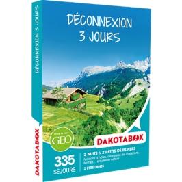 Dakotabox - DÉCONNEXION 3 JOURS